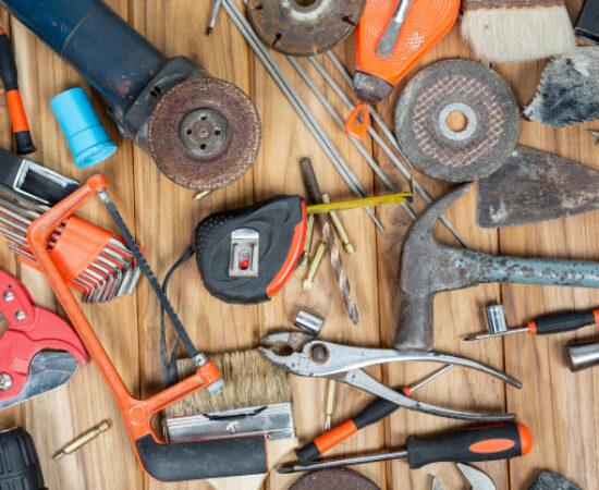 manual-tool-set-set-wooden-floor